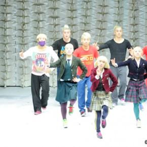Dancing Teen Teen, chorégraphie et mise en scène de Eun-Me Ahn, Théâtre de la Ville, Festival d'Automne à Paris
