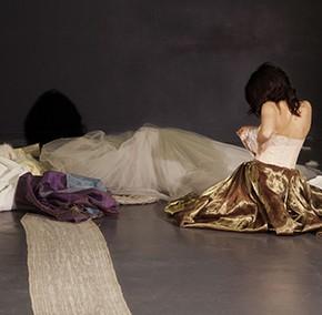 « Princesse Vieille Reine » de Pascal Quignard, par Marie Vialle au Théâtre du Rond-Point