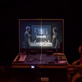 « Las ideas » de Federico Leon au théâtre de la Bastille