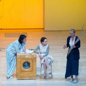 « L'origine del mondo » de Lucia Calamaro. Théâtre National de la Colline