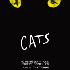 « Cats » d'Andrew Lloyd Weber, mise en scène de Trevor Nunn et Gillian Lynne, au Théâtre Mogador
