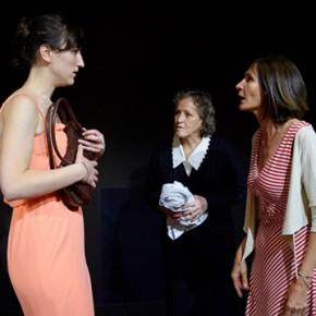 Mariage à l'italienne d'Eduardo de Filippo, mise en scène de Patrice Marie, à la Manufacture des Abbesses