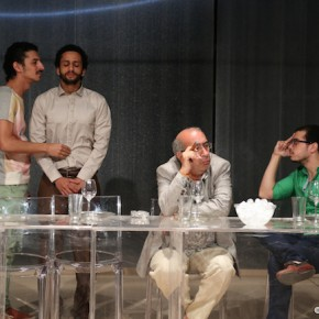 The Last Supper d'Ahmed El Attar, Théâtre De Gennevilliers.