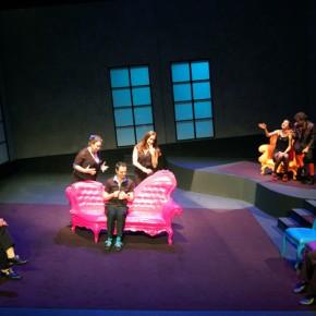 Chat en Poche de Georges Feydeau mise en scène Anne-Marie Lazarini au théâtre Artistic Athévains