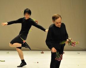 Songs for Takashi, de Raimund Hoghe, à la Ménagerie de Verre, Festival les Inaccoutumées