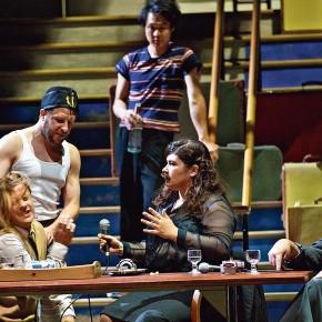 « Fin de l'histoire », d'après Witold Gombrowicz, mise en scène de Christophe Honoré