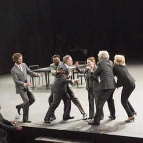 « Ça ira (1) Fin de Louis », de Joël Pommerat au Théâtre de Nanterre-Amandiers