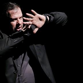 Macbeth (The notes) par Dan Jemmett. Théâtre des Bouffes du Nord