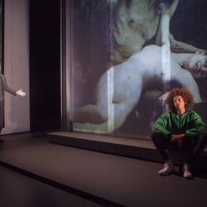 La Double Inconstance de Marivaux, mise en scène Adel Hakim. Théâtre d'Ivry Antoine Vitez.