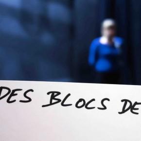Lettres de non motivation de Julien Prévieux mise en scène de Vincent Thomasset au théâtre de la bastille