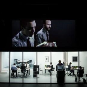 Nobody, performance filmique de Cyril Teste, d'après les textes de Falk Richter
