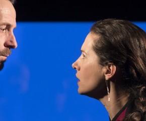 La médiation de Chloé Lambert, mise en scène Julien Boisselier, au Théâtre de Poche Montparnasse