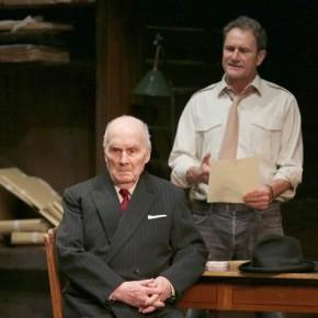 A tort et à raison, de Ronald Harwood, mise en scène de Georges Werler, au Théâtre Hébertot