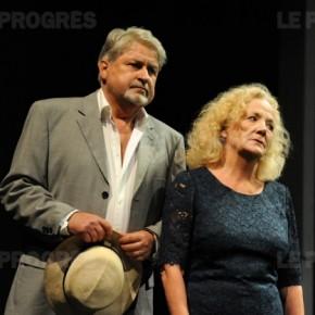 Le Retour au désert, de Bernard-Marie Koltès, mise en scène d'Arnaud Meunier, au théâtre de la ville