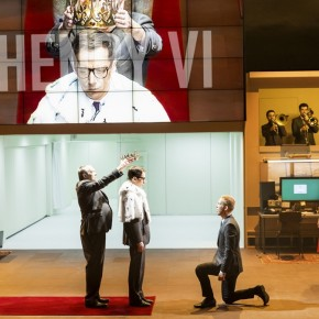 King of war, d'Ivo Van Hove, au théâtre de Chaillot