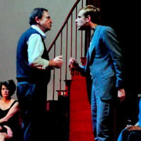 Qui a peur de Virginia Woolf ? d'E. Albee, mise en scène d'Alain Françon, Théâtre de l'œuvre