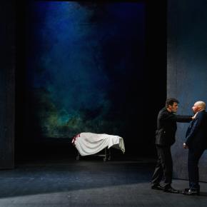 Polyeucte de Corneille mis en scène par Brigitte Jacques-Wajeman au Théâtre des Abbesses