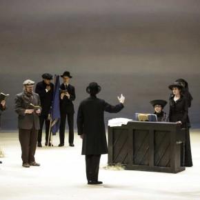 La Mer d'Edward Bond mise en scène par Alain Françon à la Comédie Française