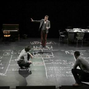 Eichmann à Jérusalem – ou les hommes normaux ne savent pas que tout est possible -, par le Théâtre Majâz au Théâtre Gérard Philippe.