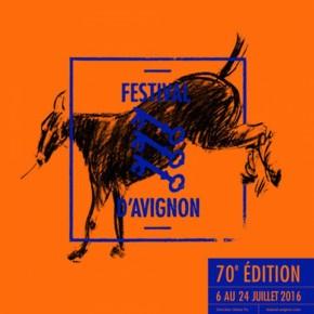 70e Édition du Festival d'Avignon du 6 au 24 juillet 2016