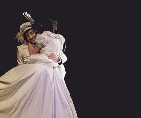 C'est tout pour cette nuit d'après Princes et Princesses de Michel Ocelot, par les Hamsa'llument, Espace Paris Plaine
