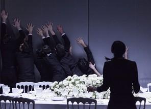 Voronia par La Véronal, au Théâtre National de Chaillot
