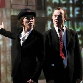 Sainte-Jeanne des Abattoirs de Brecht mise en scène par Marie Lamachère au Théâtre L'Echangeur