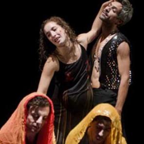 Verso Médea, mise en scène d'Emma Dante, Théâtre des Bouffes du Nord