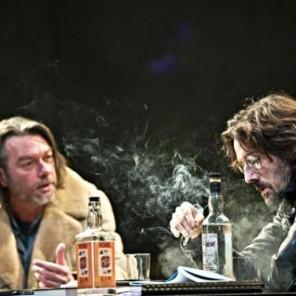 Je suis Fassbinder, mise en scène Stanislas Nordey et Falk Richter, au théâtre de la Colline