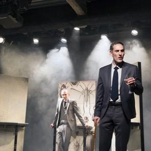 Fission de Jacques et Olivier Treiner, mise en scène Vincent Debost au Théâtre de la Reine Blanche