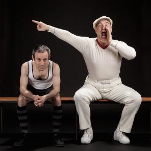 Fair-Play de Patrice Thibaud mise en scène Jean-Marc Bihour, Jean-Michel Guérin et Patrice Thibaud au Théâtre du Rond-Point.