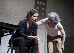 ELLE, Théâtre de la Bourse du Travail, au Festival d'Avignon