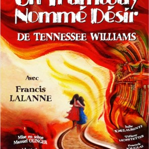 Entretien avec Manuel Olinger, metteur en scène d'Un Tramway Nommé Désir de Tennessee Williams, au Collège de la Salle.  Festival Avignon Off.