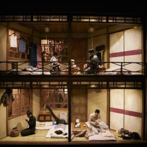 Avidya-L'Auberge de l'obscurité, texte et mise en scène de Kurô Tanino, T2G, Festival d'Automne à Paris, Japonisme