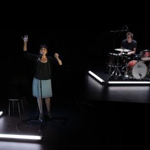 Les Insoumises / Let me try, mise en scène d' Isabelle Lafon au Théâtre national de la Colline