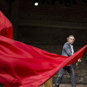 Le Bac 68, écrit et mise en scène de Philippe Caubère, au Théâtre de l'Athénée