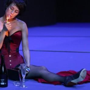 Les Français, d'après À la recherche du temps perdu de Marcel Proust, mise en scène de Krysztof Warlikowski, Théâtre National de Chaillot