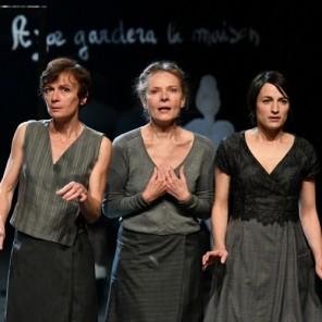 Le Quat'sous, d'après Annie Ernaux, mise en scène de laurence Cordier, au TNBA