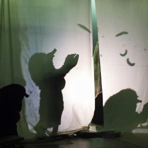La nuit des taupes, créé et mis en scène par Philippe Quesne, au théâtre de Nanterre Amandiers