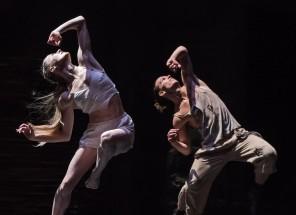 Roméo et Juliette, chorégraphie d'Angelin Preljocaj, au Théâtre National de Chaillot.