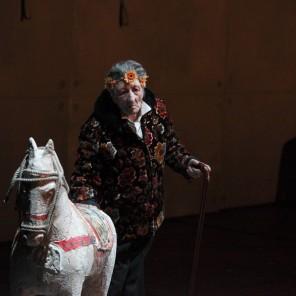 Vangelo, de Pippo Delbono, au théâtre du Rond-Point
