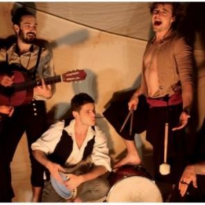 Les Fourberies de Scapin, de Molière, mise en scène Emmanuel Besnault au Théâtre du Lucernaire.