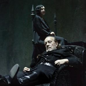 Danza macabra, d'August Strindberg, mise en scène de Luca Ronconi, Théâtre de l'Athénée-Louis Jouvet / Festival Italien