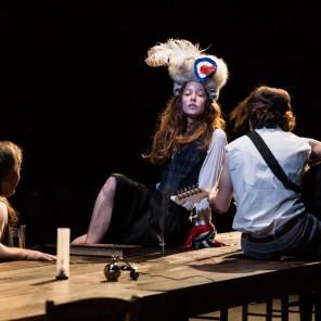 La Mort de Danton de Georg Büchner, mise en scène de François Orsini, Théâtre de la Bastille