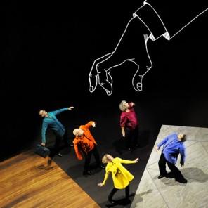 L'Avaleur d'après Jerry Sterner, mise en scène de Robin Renucci, Maison des Métallos