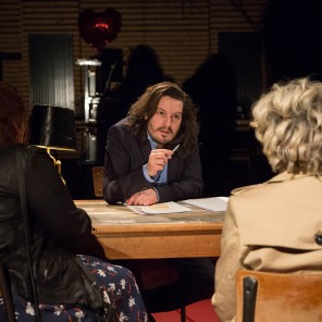 Mon Cœur, texte et mise en scène de Pauline Bureau, Théâtre Paris-Villette