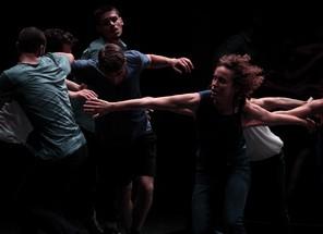 Auguri, Chorégraphie d'Olivier Dubois, au Théâtre National de Chaillot