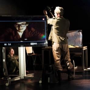Palestro de Bruno Boulzaguet et Aziz Chouaki, Théâtre 71