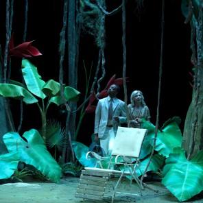 Soudain l'été dernier de Tennessee Williams, mise en scène de Stéphane Braunschweig à L'Odéon-Théâtre de l'Europe
