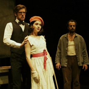 Les Peintres au charbon, de Lee Hall, mise en scène Marc Delva au Théâtre 13 Seine.
